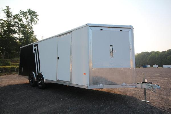2022 NEO Trailers NCBS 22ft. Aluminum w/5,200lb. Axles Enclo