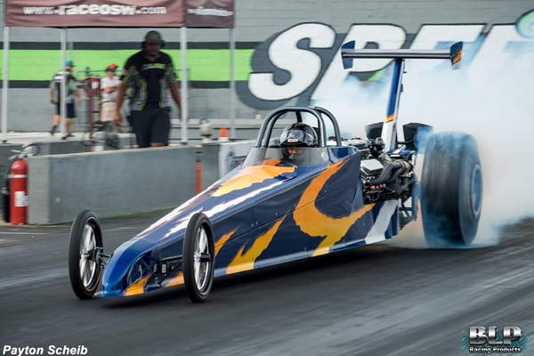 TOP DRAGSTER  for Sale $125,000