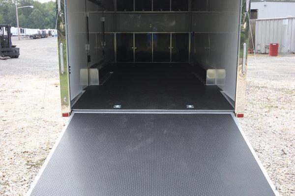 2020 ATC Quest CH305 24ft Aluminum w/5,200lb Axles Enclosed