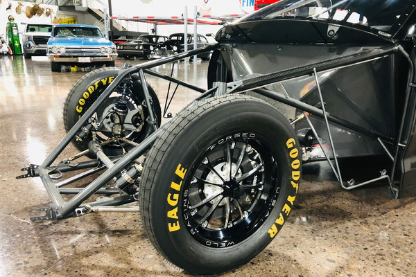 BRAND NEW JERRY HAAS PRO MOD CAMARO ROLLER  for Sale $195,000