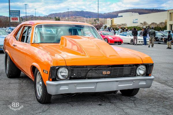 1970 Chevy nova  for Sale $22,000