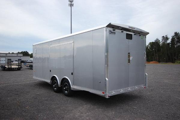 2021 NEO Trailers NCBS 22ft. Aluminum w/5,200lb. Axles Enclo