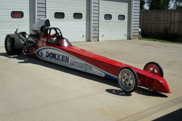 Used Cars Minot Nd >> T/K 2003 DAKOTA DRAGSTER for Sale in MINOT, ND | RacingJunk