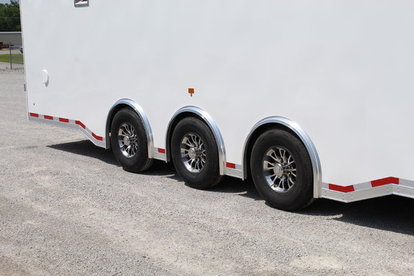 32' Pace Cargo Sport Auto Trailer