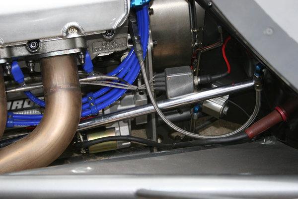 2000 Pontiac Firebird Pro Stock - Former Jim Yates car.  for Sale $75,000