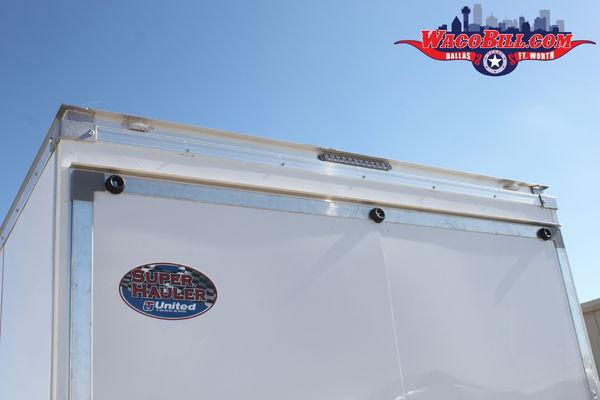 32' UNITED SUPER HAULER Race Trailer @ Wacobill.com  for Sale $19,995