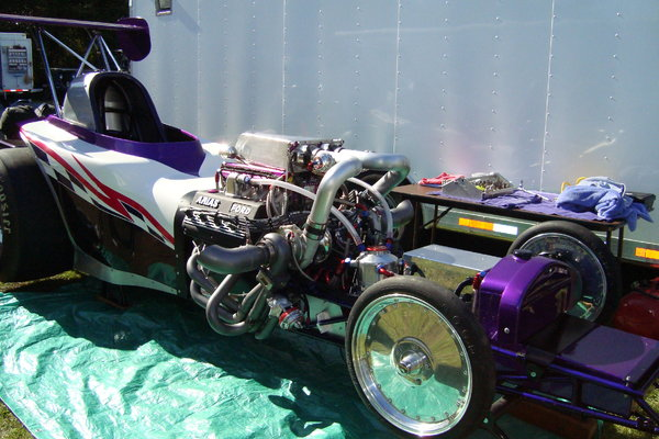 """'23T Altered, 125"""" 6.0 tag  for Sale $15,000"""