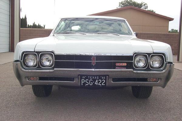 1966 Oldsmobile 442 for sale in El Paso, TX, Price: $41,900