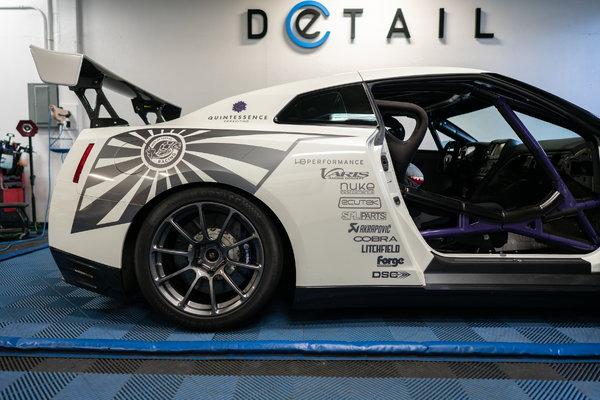 2015 Nissan GTR Race Car  for Sale $115,000