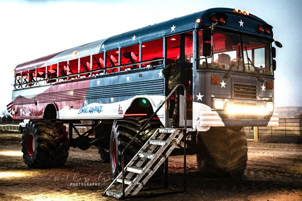 Monster Bus!  for Sale $75,000