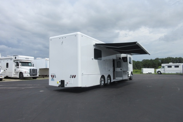 NEW 2019 NRC/FAIRVIEW MOTORSPORTS 35' MOTORHOME