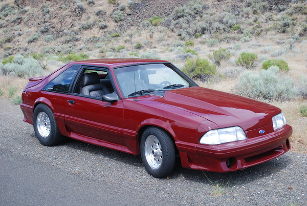 1988 mustang twin turbo for sale in quincy wa racingjunk classifieds. Black Bedroom Furniture Sets. Home Design Ideas
