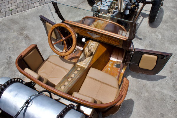 1918 Dodge Brothers Model 30 Dually Rat Rod  for Sale $59,950