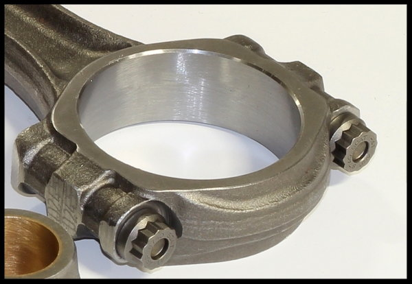 """SBC 383  ASSEMBLY 6"""" SCAT ROD WISECO 40 FT 2PC RMS 4340  for Sale $1,575"""