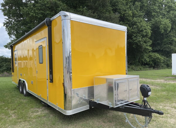 2022 26' YELLOW TRAILER  for Sale $22,500