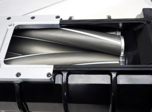 XR-1 14-71 Complete  Blower pkg  BB Chevy