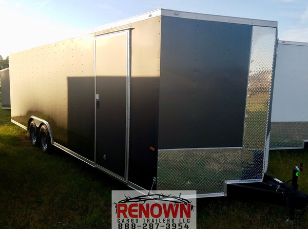 ***NEW*** 8.5X24 Tandem Axle Enclosed Cargo Trailer   for Sale $6,475