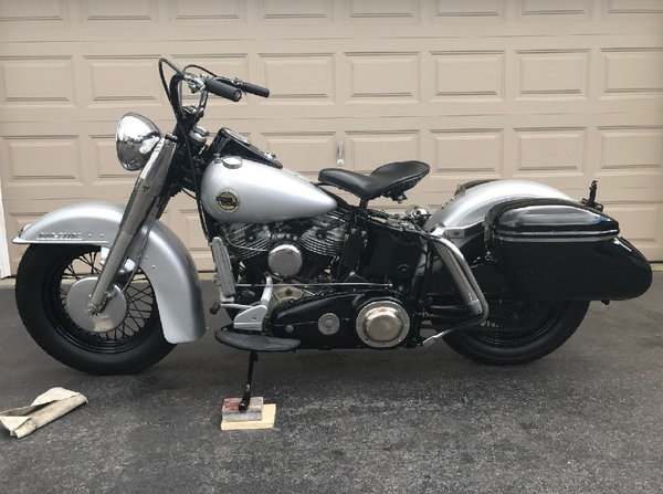 1958 Harley Davidson Panhead  for Sale $11,365