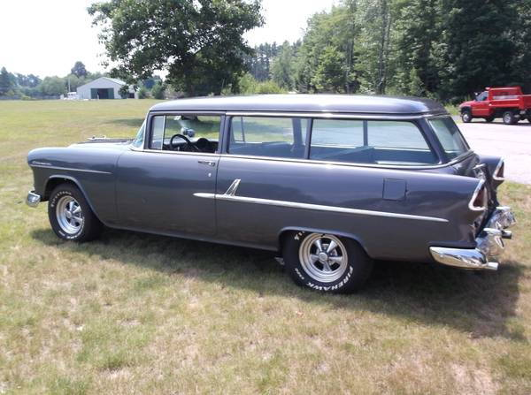 1955 Chevrolet One-Fifty Series  for Sale $25,000