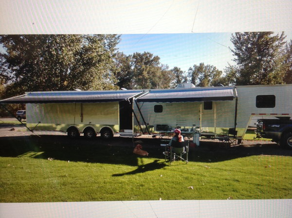 Vintage Race Trailer  for Sale $62,000
