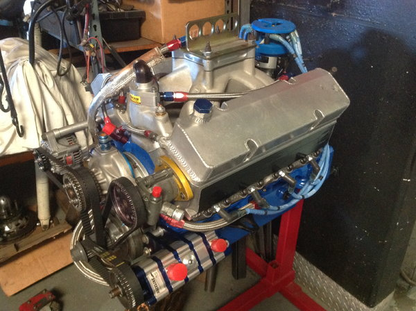 Brad Peters Engine  for Sale $25,000