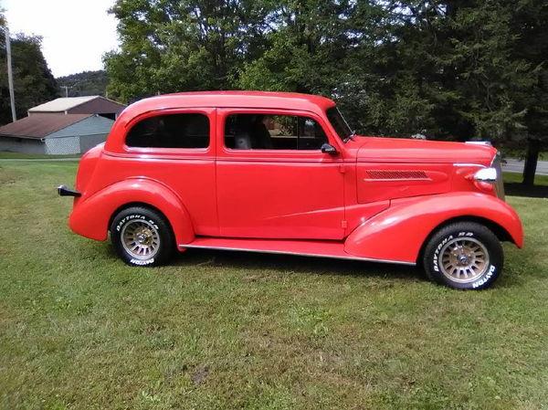1937 CHEVROLET SEDAN  for Sale $26,500
