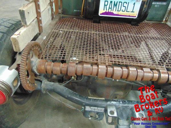 2015  dodge   3/4 Pick up Rat Rod  for Sale $29,900