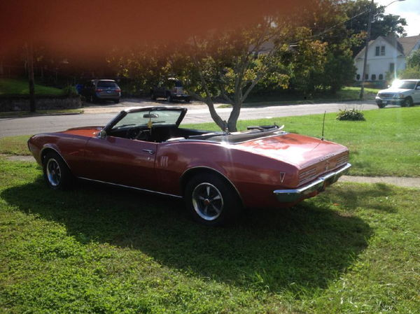 1968 PONTIAC FIREBIRD  for Sale $29,949