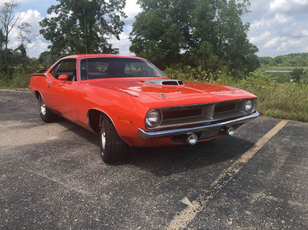 1970 PLYMOUTH BARRACUDA  for Sale $79,949