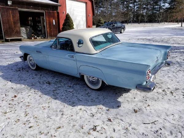 1957 FORD THUNDERBIRD  for Sale $49,949
