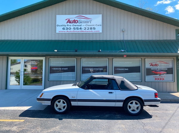 1984 FORD MUSTANG  for Sale $11,995