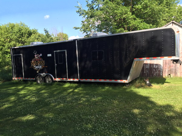 BBQ Trailer  for Sale $32,500