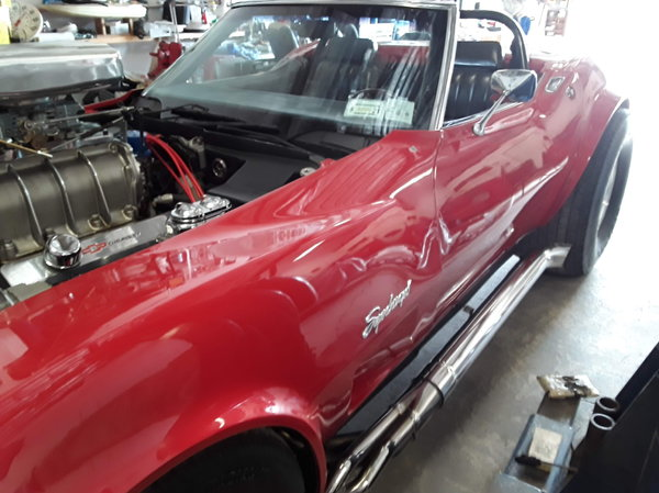 1968 Pro street  for Sale $23,000