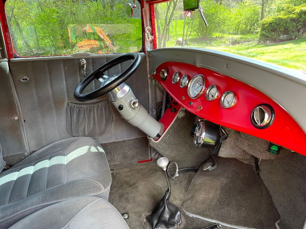 28 Ford Model A Tudor  for Sale $35,000
