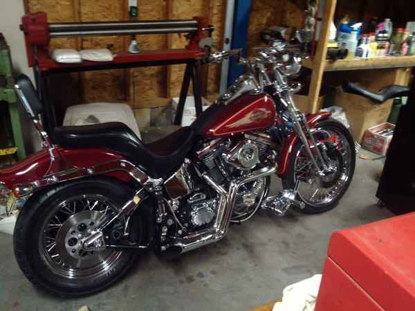 springer softail  for Sale $8,500