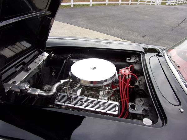 1961 Chevrolet Corvette Convertible  for Sale $59,500