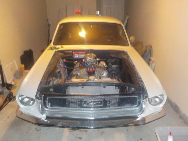 1968 Mustang Coupe  for Sale $35,000