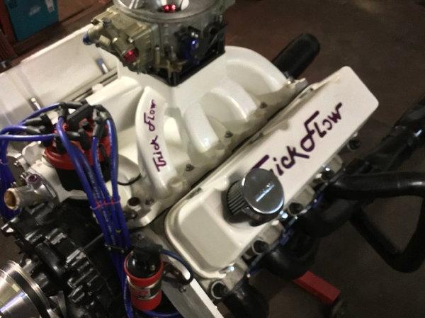 PERFORMANCE / RACE ENGINE