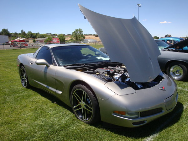 2000 Chevrolet Corvette 3LT
