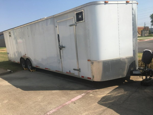 2016 28' Cargo Craft  for Sale $12,000