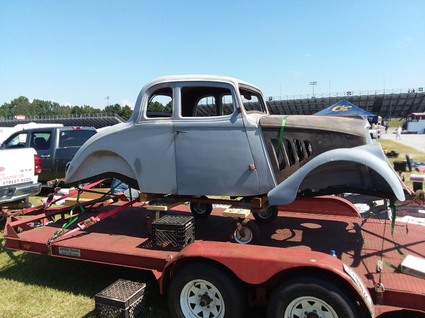 1933 Willys Model 77  for Sale $25,000