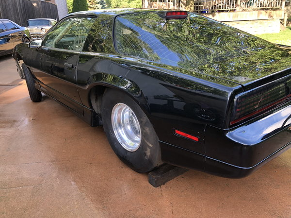 1986 Trans Am street/strip  for Sale $9,800