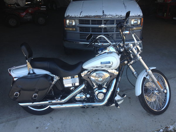 2006 HARLEY-DAVIDSON DYNA WIDE GLIDE  for Sale $8,800