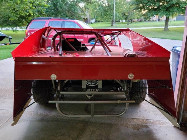 TJR56 IMCA Mod/ Great Dual in the Desert Car   for Sale $40,000