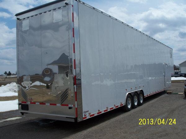 2013 Cargo Mate Eliminator Custom trailer  for Sale $43,000