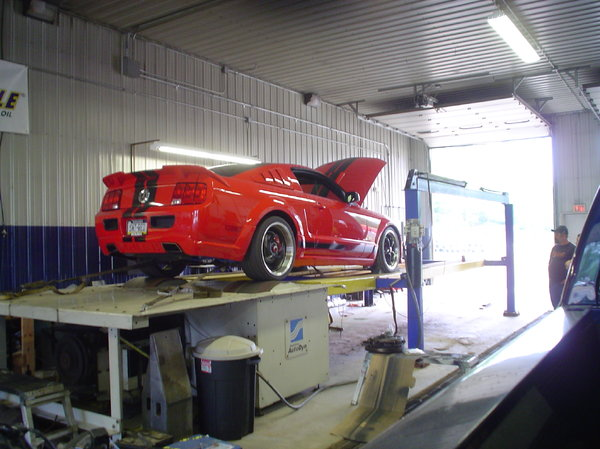 Superflow Autodyn 835 Chassis Dyno  for Sale $35,000