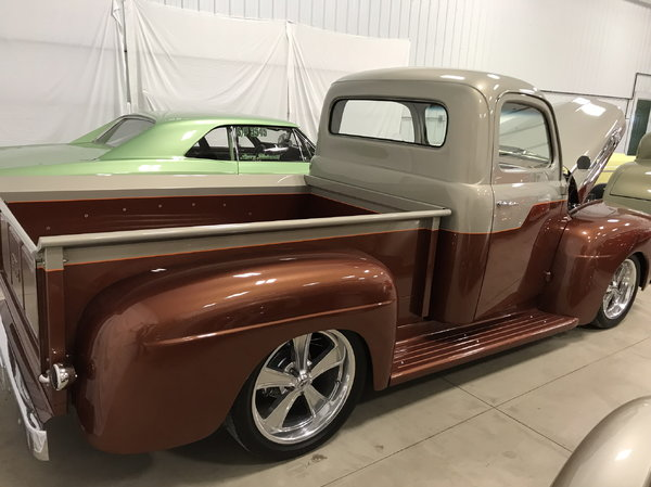 1952 Ford F1  for Sale $75,000