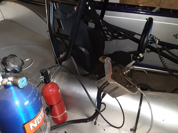 92 All tube chassis camaro  for Sale $38,500