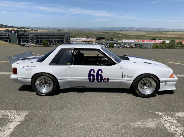 1991 FORD MUSTANG RACE CAR  for Sale $21,500
