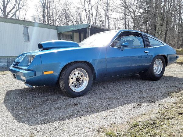 1977 Chevrolet Monza  for Sale $13,900